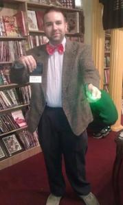 Halloween 2012: The Doctor
